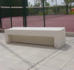 BANCO JARDIN DE PIEDRA ARTIFICIAL MD1 (*)