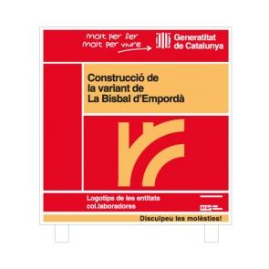 CARTELES GENERALITAT DE CATALUNYA